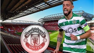 Bruno Fernandes set to be in stands at Anfield as Man Utd transfer edges closer- transfer news today