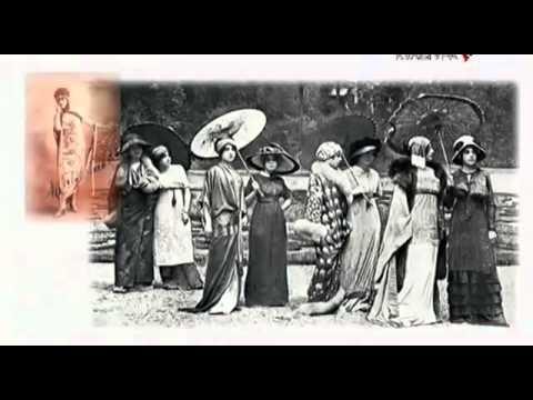 История моды:  20-ВЕК | Свобода в Одежде (часть 5)