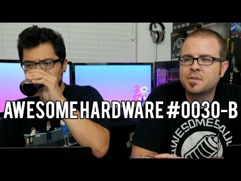 Awesome Hardware #0030-B: Steam Controller, Nvidia SHIELD Recall, Build-A-Rig