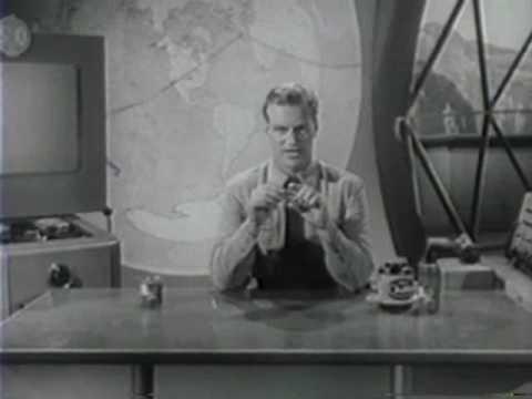 captain ring Vintage video