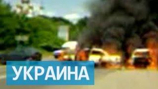 Мукачево: 'Правый сектор' восстал против спецназа