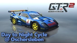 GTR2: Day To Night Cycle @Oschersleben (Lister Storm)