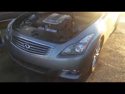 Infinity G37 Fuse Box Locations  OBD2 Scan Port Location - YouTube