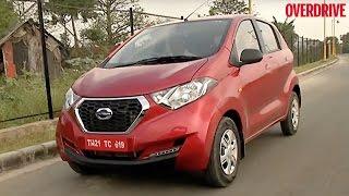 First Drive - Datsun Redi-GO