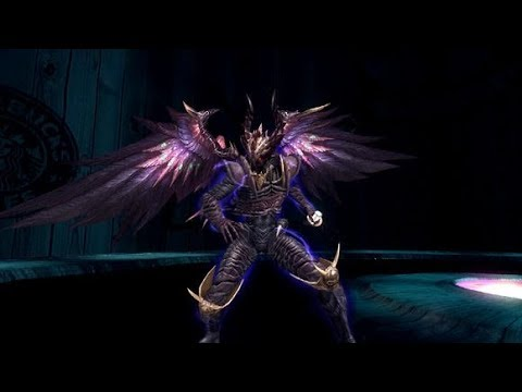 Devil May Cry 4 Special Edition Dt With Wings Advanced Devil Trigger 1080p