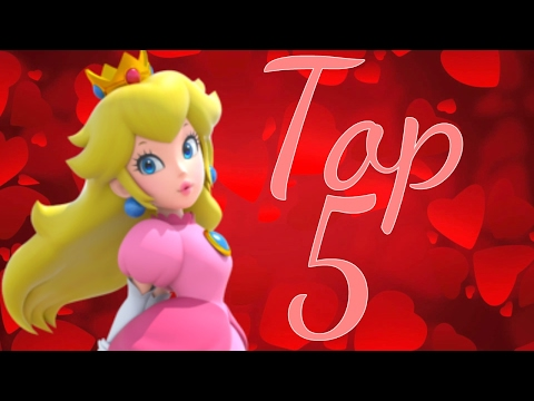Top 5 Sexiest Smash 4 Characters Valentine Day Special