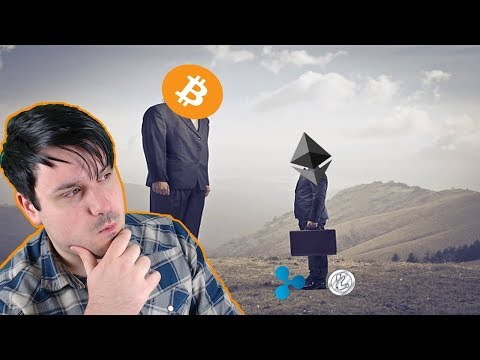 Bitcoin Soaring While the Alt Coins Crash - Why? And How to Potentially Profit.