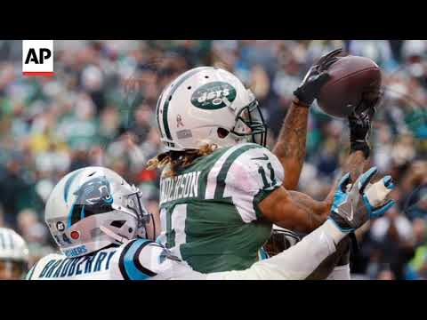 Robby Anderson Becoming 'Pretty Special' Receiver In 2nd Season For Jets