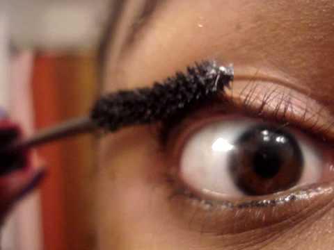 Mascara Review: Maybelline Lash Stiletto Voluptuous - YouTube