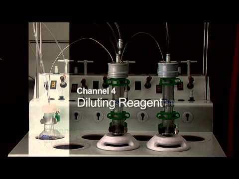 Akribio Pro 7 - 7-Channel Parallel Reaction Optimizer For Chemical Synthesizer