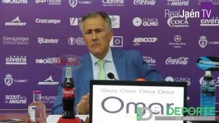 Rueda de prensa | Tomás Membrado | 08-06-2017 | Primera parte