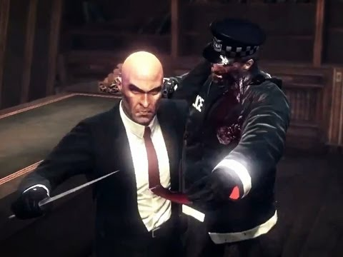 Hitman Absolution Agent 47 Introduction Trailer Hd Youtube