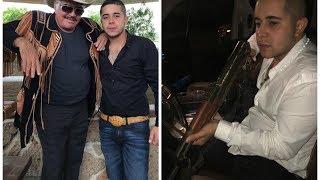 """""""Cuernos de chivo"""" y Vicente Fernández: así presumía su vida Alejandro Villa, cantante de narcoco..."""