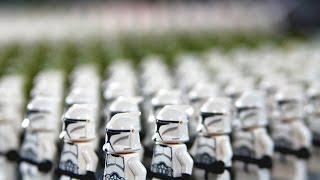 My New Lego Clone Army (2015)