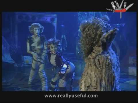 Grizabella's Rejection