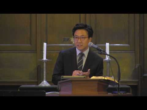 Bogota Church February 5, 2017 Sunday Sermon by Rev. Hwang