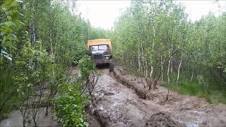 Урал прокладывает путь