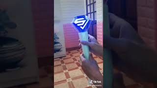 Testing Super Junior Official Lightstick [Version 2]