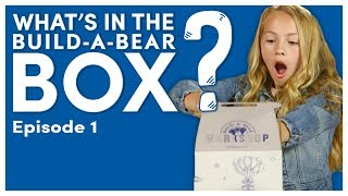 What's In The Build-A-Bear Box?! Ep.1