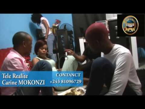 TELE REALITE 5e EPISODES CHEZ CARINE MOKONZI BA PEDE BALOBIOOOOH!!! GRACE TEMO KUTU AZANGI MALOBA