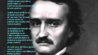 Poezija - Anabel Lee - Edgar Allan Poe - Recitacija