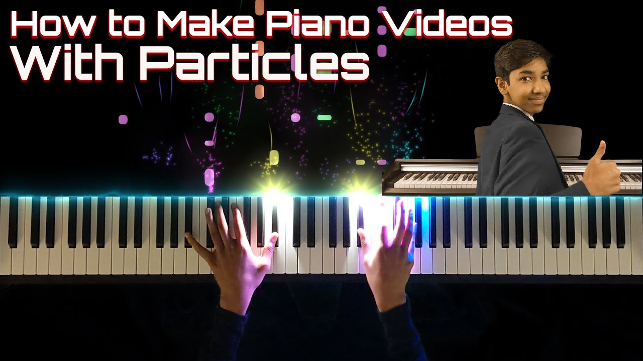 Download How to make Piano videos (like Rousseau) without Synthesia