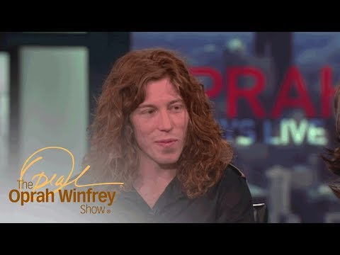 Why Shaun White Was Destined for Snowboarding Greatness | The Oprah Winfrey Show | OWN