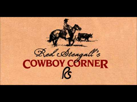 "Jim Reeves - Interview with Red Steagall ""Cowboy Corner"""
