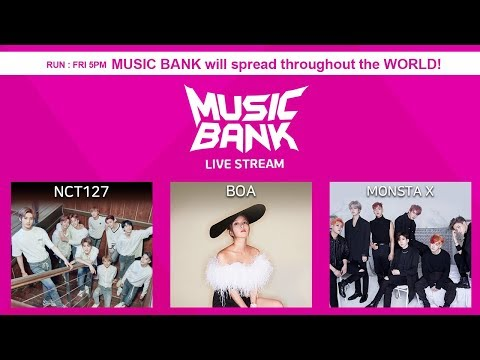 BoA, MONSTA X, Stray Kids, NCT127, WJSN, APRIL, fromis_9, etc. [MusicBank Live 2018.10.26]