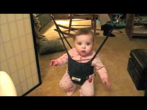4a66103ce5dd Baby in Jolly jumper super funny