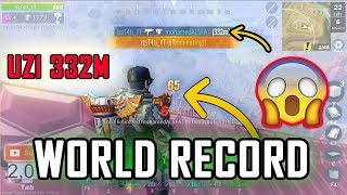 Longest UZI kill ever 332m - World record Creative Destruction