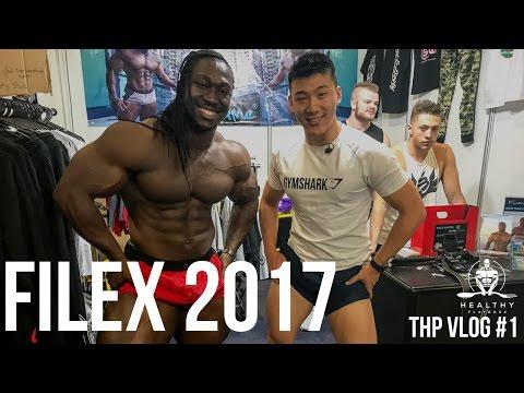 THP VLOG 1: SYDNEY FITNESS EXPO 2017 & 1kg BURRITO CHALLENGE