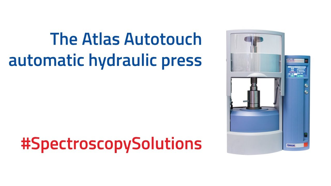 How Does a Hydraulic Press Work? | Animated Guides - Specac