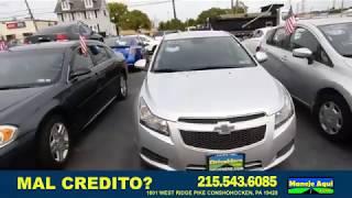 2014 Chevrolet Cruze, 100% Política de Revisión de la Aplicación