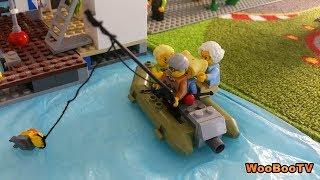 LASTENOHJELMIA SUOMEKSI - Lego city - Silakkamarkkinat - osa 1