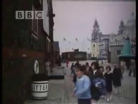 Maritime Museum Liverpool 1980's Regenerating