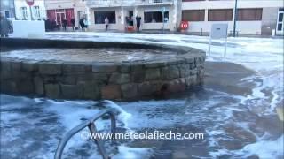 Grandes marées Saint-Malo Dimanche 2 Février 2014