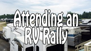 Attending an RV Rally: Overview & Tips for Surviving Large RVer Gatherings