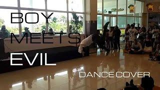 방탄소년단 (BTS) WINGS: Boy Meets Evil Dance Cover - Rapman
