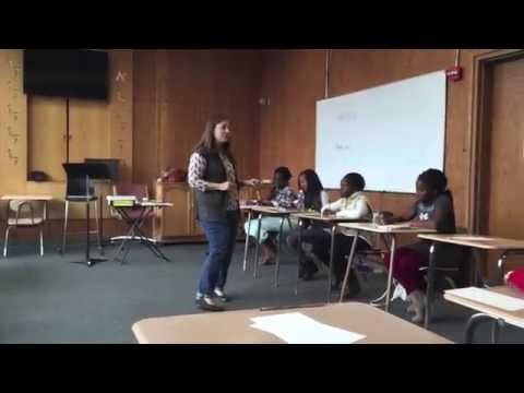 Sample Lesson Activities: Multiple Intelligences
