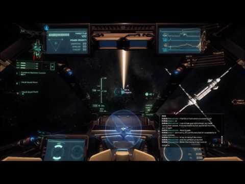 Starcitizen Hornet Ghost vs Gladius