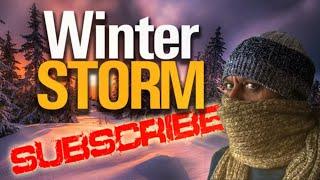 Winter storm Siberia Camping 18\01\2020 temperature -3