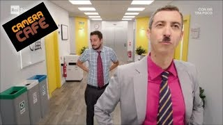 Baffi da Hitler - Camera Cafè 2017