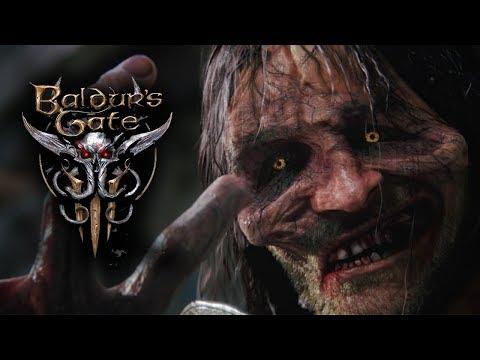 Baldur's Gate III - Official UNCUT Announcement Teaser   E3 2019