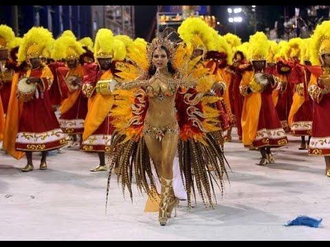 Фотографии ню с бразильского карнавала