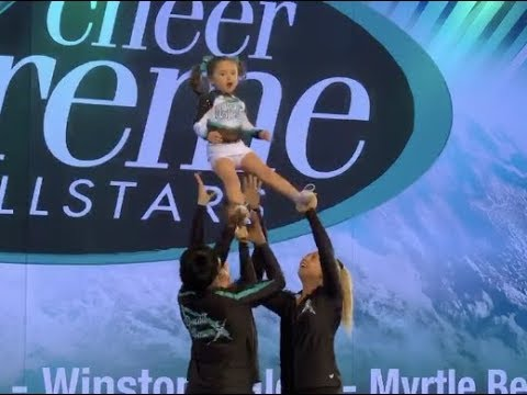 Blakely's First Individual Competition ~ TOO CUTE!!!