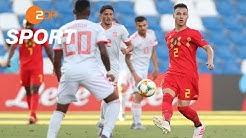 Spanien - Belgien 2:1 - Die Highlights | Fußball U21-EM 2019 - ZDF