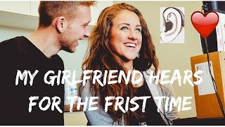 MY GIRLFRIEND FULLY HEARS FOR THE 1ST TIME ***Christmas Miracle