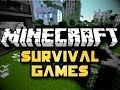 Minecraft Hunger Games/Survival Games on Cosmic Craft - Episode 1