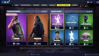 THE *NEW FORTNITE STORE* TODAY OCTOBER 30TH! NEW SKINS AND BAILES?